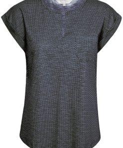 Part Two Kedita T-shirt Navy Diamond
