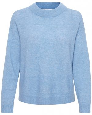 Part Two Ebru Pullover Dusky Blue