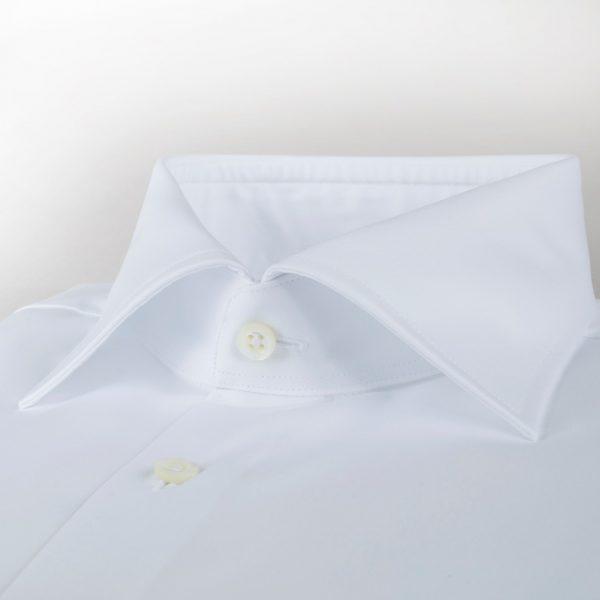 Stenströms Shirt Fitted Body White