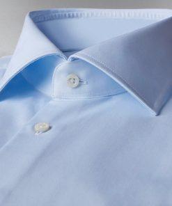 Stenströms Shirt Fitted Body Light Blue