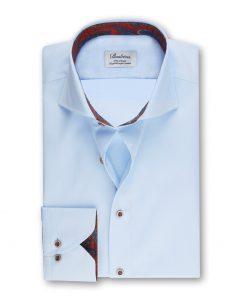 Stenströms Shirt Fitted Body Blue