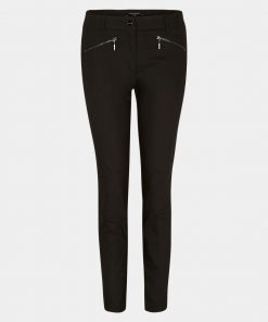Comma, Trousers Black