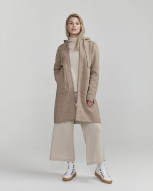 Holebrook Amber Coat Khaki