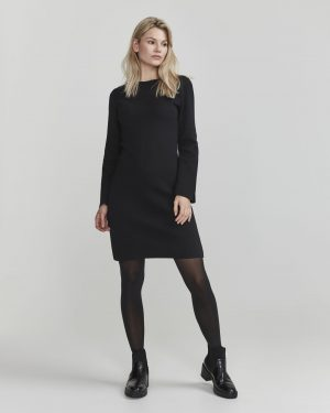 Holebrook Cherrie Dress Black