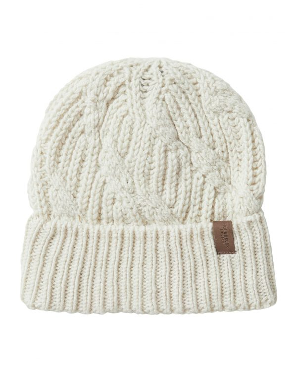 Holebrook Cornwall Hat Off White