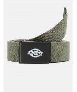 Dickies Orcutt Logo Buckle Belt Green