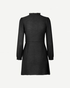 Samsoe & Samsoe Zalani Ls Dress Black