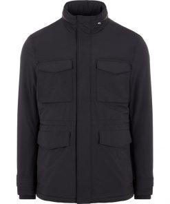 J-Lindeberg Tracer Tech Jacket Black