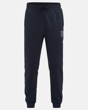 Peak Performance Ground Pants Blue shade