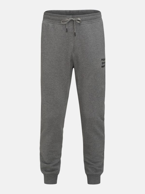 Peak Performance Ground Pants Grey melange