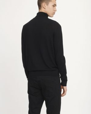 Samsoe & Samsoe Flemming Turtle Neck Black