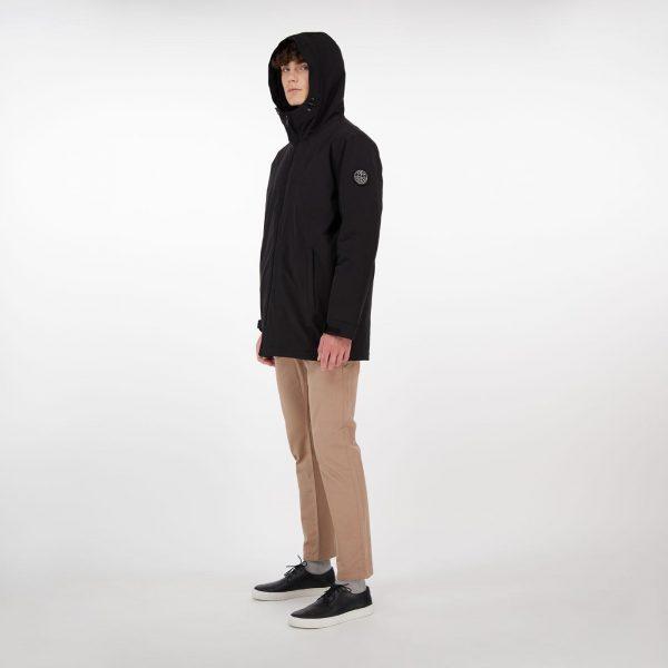 Makia Aurora Jacket Black