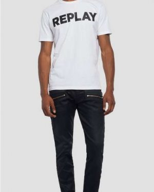 Reply Logo T-shirt White