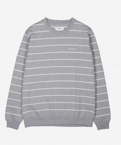 Makia Atoll Sweatshirt Grey