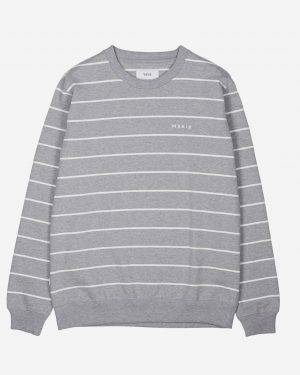 Makia Atoll Sweatshirt Grey