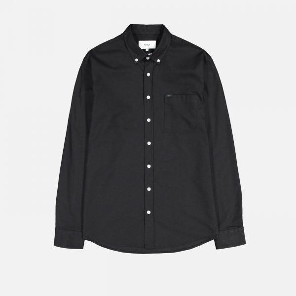 Makia Flagship Shirt Black