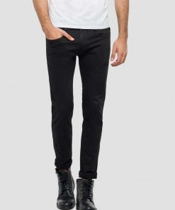 Reply Anpass Hyperflex Jeans Black