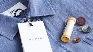 Makia vaatteiden hoito-ohjeet