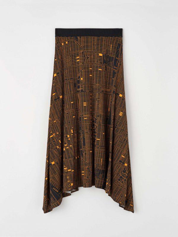 Tiger Of Sweden Mable P Skirt Artwork