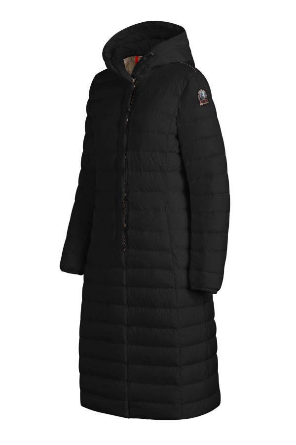 Parajumpers Omega Superlightweight Coat Black