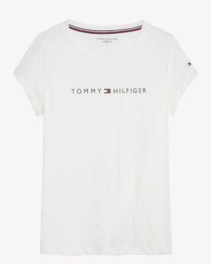 Tommy Hilfiger Underwear Logo Cotton T-shirt White