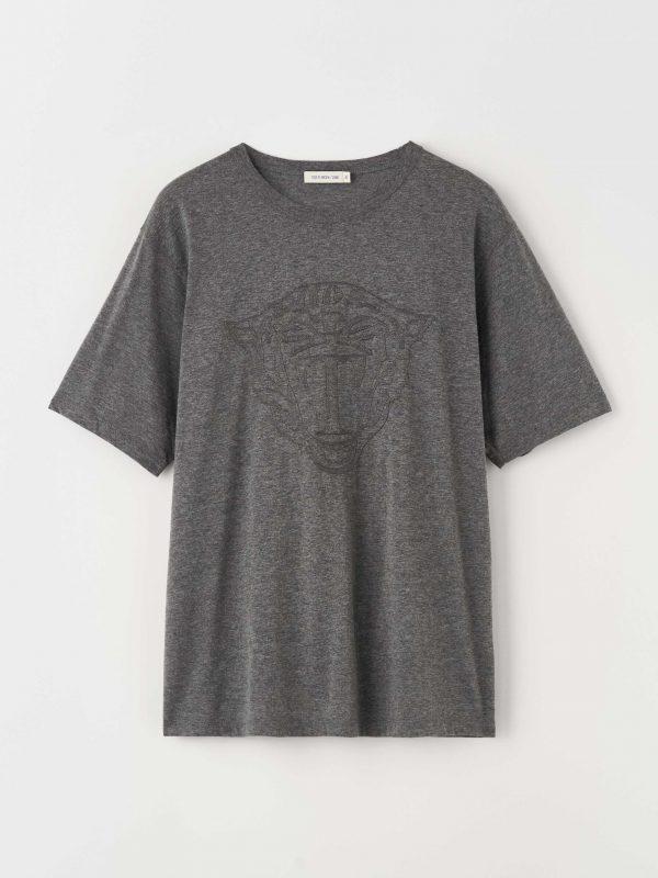 Tiger Jeans Jello Pa T-shirt Dark Grey