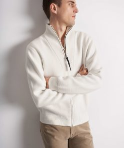 Tiger Jeans Luckyy Cardigan White Light