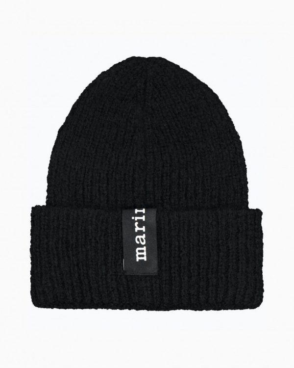 Marimekko Paaso Hat Black