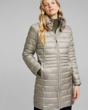 Esprit 3M™ Thinsulate™ Jacket Light Grey