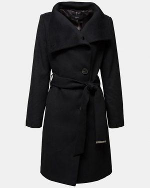 Esprit Wool Coat Black
