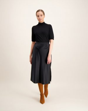 Balmuir Bmuir Cayla Turtleneck Knit Black