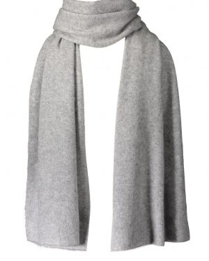 Balmuir Thea Scarf Grey