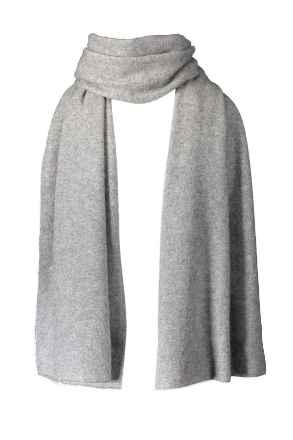 Balmuir Thea Scarf Grey