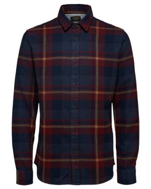 Selected Homme Gunnar Shirt Port Royale