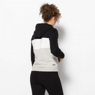 Fila Lori Hoody Black/Grey