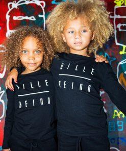 Billebeino Kids Longsleeve Shirt Black