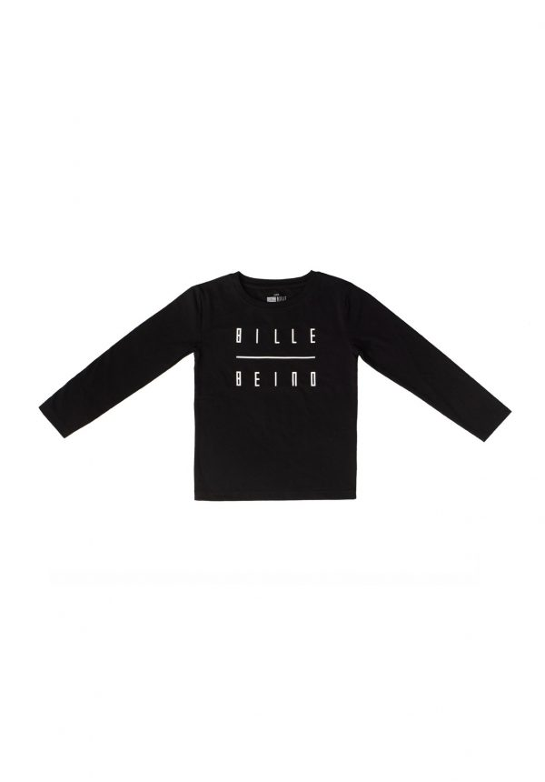 Billebeino Kids Longsleeve Shirt Black