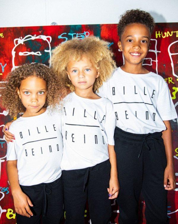 Billebeino Kids Billebeino T-shirt White