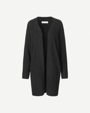 Samsoe & Samsoe Nor Cardigan Black