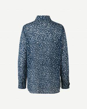 Samsoe & Samsoe Milly Shirt Snowflake