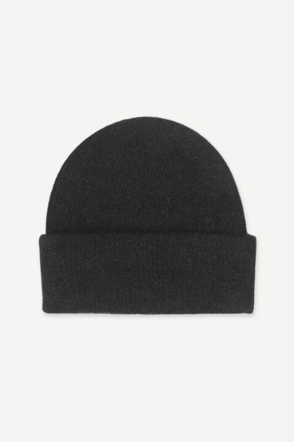 Samsoe&Samsoe Nor Hat Black
