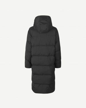 Samsoe & Samsoe Sera Coat Black