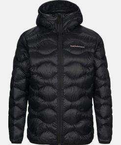 Peak Performance Helium Hood Jacket Men Black