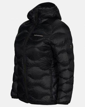 Peak Performance Helium Hood Jacket Women Black