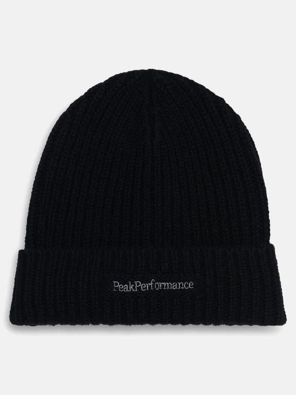 Peak Performance Mys Hat Black