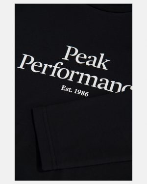 Peak Performance Original Ls Women Black
