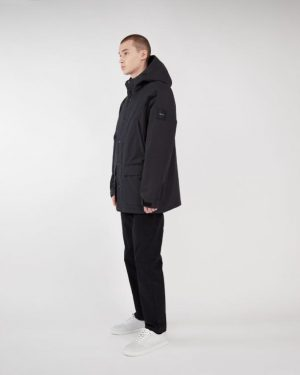 Makia Grit Jacket Black