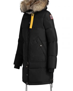 Parajumpers Long Bear Down Coat Black