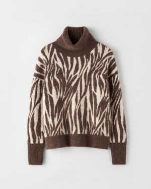 Tiger of Sweden Paxi J Pullover Golden Brown