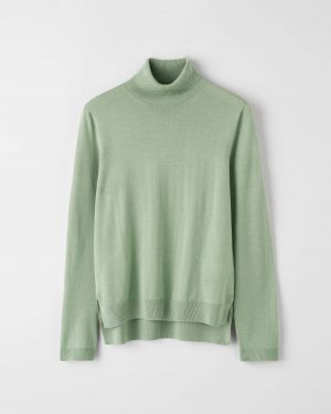 Tiger of Sweden Folia Pullover Pale Jade